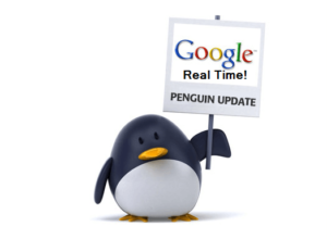 Google Penguin 4.0 Real Time Update